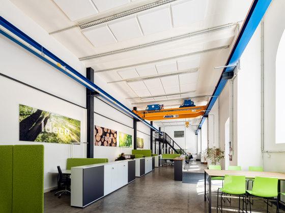 AluFrame Smart | Ceiling by objectiv