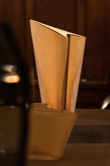 Freccia large vase by Purho