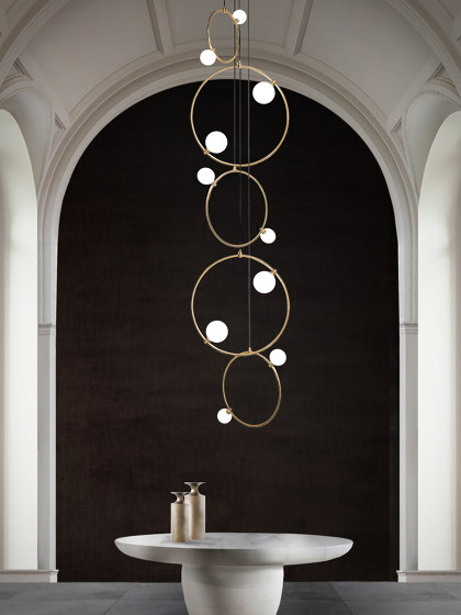 Drops Cluster - 5 Piece by Marc Wood Studio