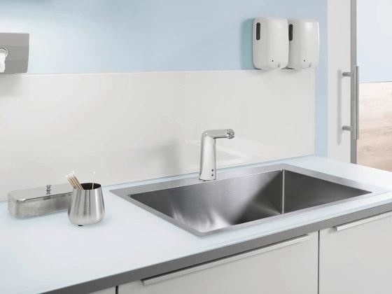 HANSAMEDIPRO | Shower faucet by HANSA Armaturen