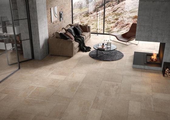 BELFORT sand 7,5x60 by Ceramic District