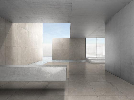 TECNO SCORE grey 5x5 by Ceramic District
