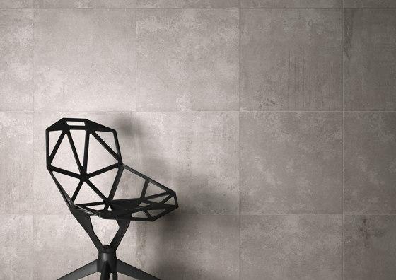 TECNO SCORE anthracite 5x5 by Ceramic District