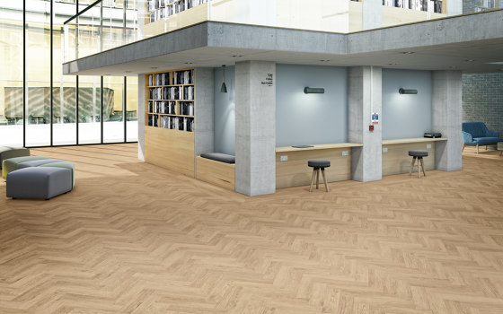 Form Laying Patterns - 0,7 mm I Parquet Large FP140 by Amtico