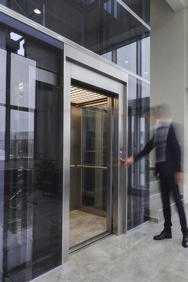 Elevators | Atlas Gigas for Hospitals by KLEEMANN