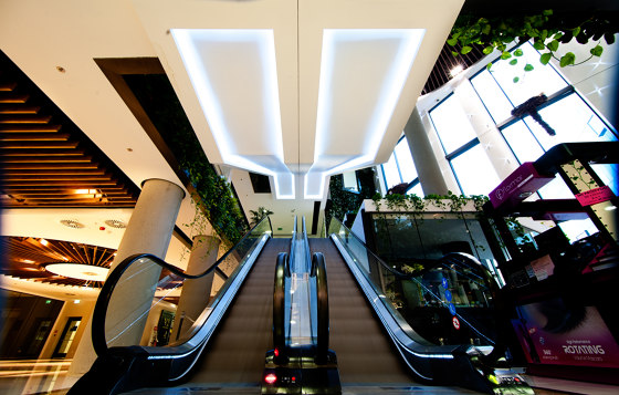 Escalators & Moving Walks | Escalators by KLEEMANN Elevator Manufacturer