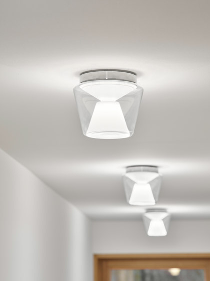 ANNEX Ceiling | reflector crystal by serien.lighting