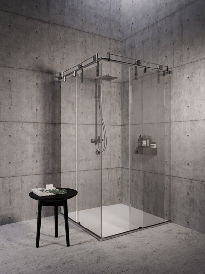 Sliding Shower Cabins | SX03 by PCA