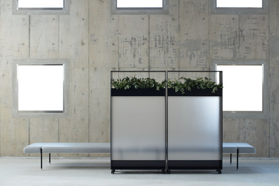 PARALLEL | free Standing Screen by By interiors inc.