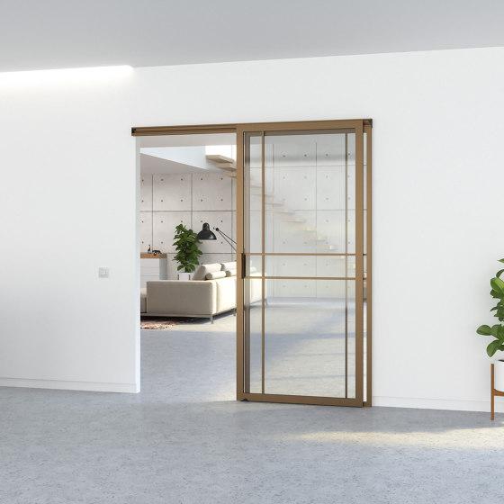 Slideways 5730 | Single door by PortaPivot