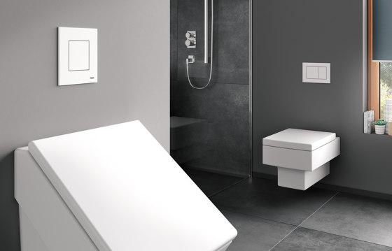 TECEnow Urinal-Betätigungsplatte by TECE