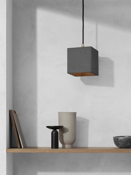 [B1] dark Concrete & Gold - Silver - Copper by GANTlights