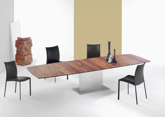 Adler II | 1224 - Wood Tables de DRAENERT
