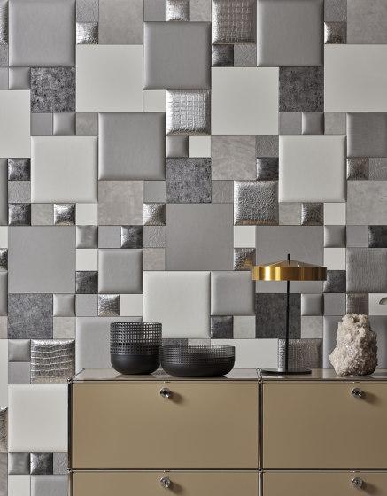 Pattern 2 Luxury Silver by Studioart