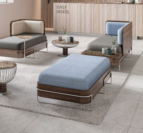 Olga Collection bench by Momocca