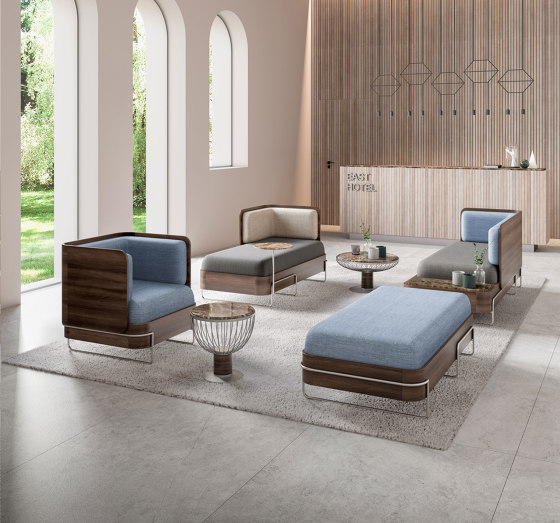 Olga Collection seat by Momocca