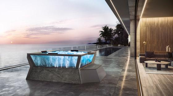Glass Whirlpool by Reeflay