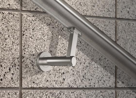 Mardeco Handrail Bracket Bronze by Mardeco International Ltd.