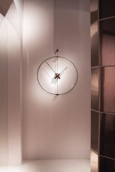 Barcelona Micro Wall Clock by Nomon
