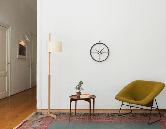 Dos Puntos Wall Clock by Nomon
