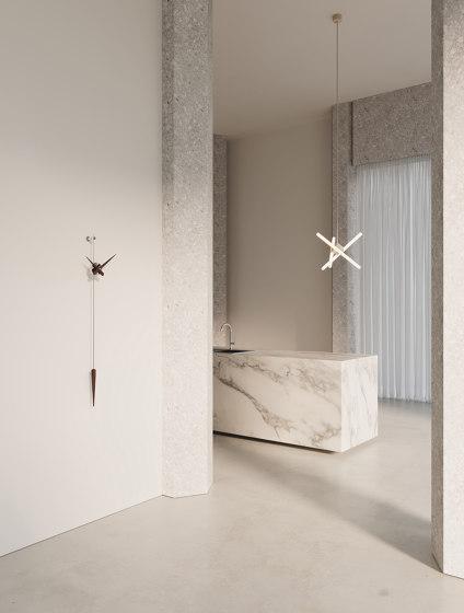 Punto y Coma Wall Clock by Nomon