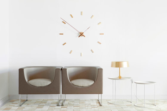 Tacon Wall Clock by Nomon