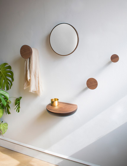 Welcome Mirror by Nomon