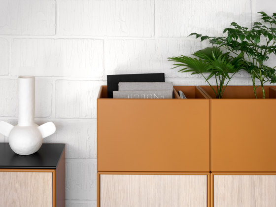 Living Things | LT3012 – plant and storage box |Montana Furniture by Montana Furniture
