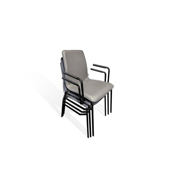 MAVERICK PLUS Side chair by KFF
