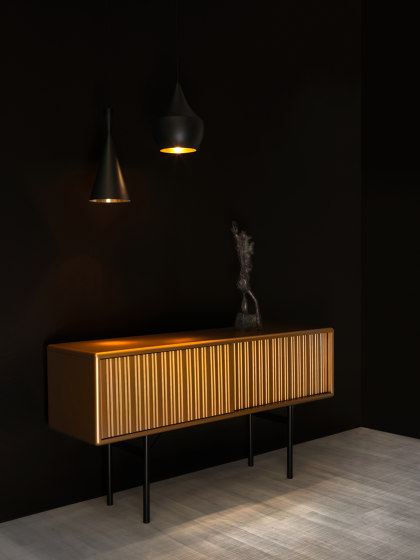 K16-S4 Sideboard by Müller Möbelfabrikation