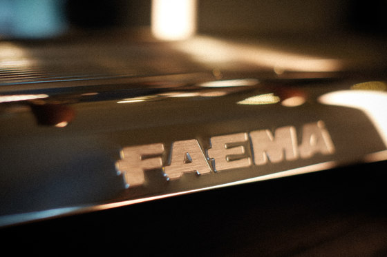 E71 Touch by Faema by Gruppo Cimbali