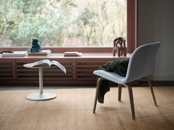 "Soft Side Table / Ø 48 h: 48 cm / Ø 18.9"" h: 18.9"" by Muuto"