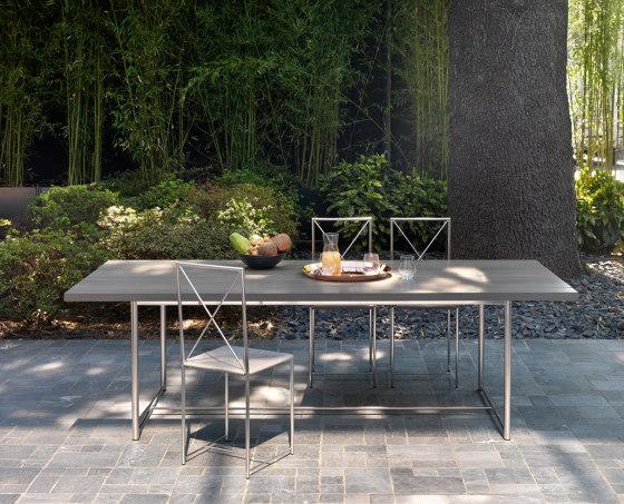 Moka Table by Flexform