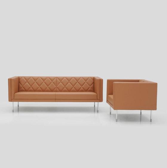 Harlequin Sofa de +Halle