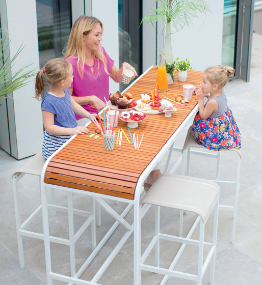 Tandem | Custom-made table width 90 di EGO Paris