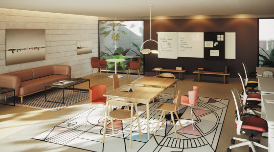 H. System by Steelcase