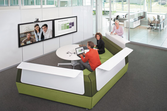 media:scape Lounge de Steelcase