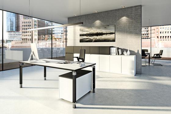 Antaro Desk by Assmann Büromöbel