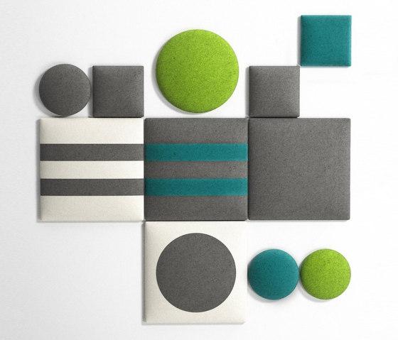 Squarebubbles® Square S by Wobedo Design