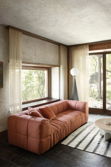 Strips Sofa von ARFLEX