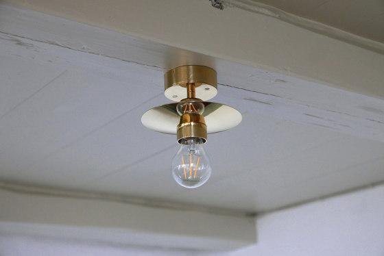 SCAN Deckenleuchte mit Bogenschirm von Okholm Lighting