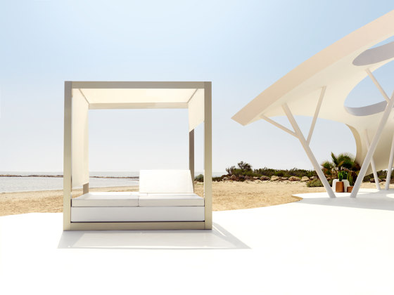 Vela sofa right unit by Vondom