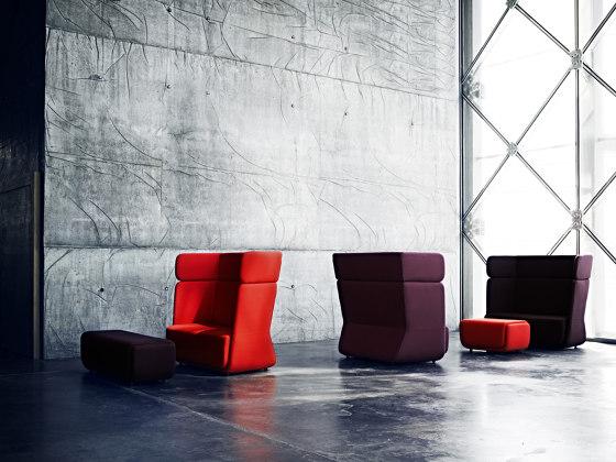 BASKET Sessel - Hoch von SOFTLINE