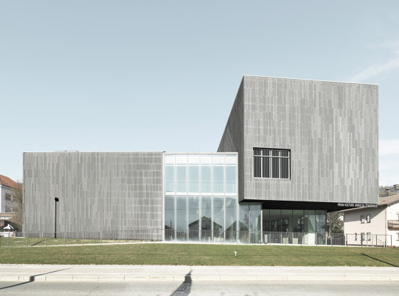 öko skin | Alburg secondary school by Rieder