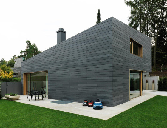 öko skin | Family Home in St. Georgen by Rieder