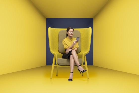 Pod Privacy Chair by De Vorm