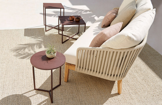 Mood Dining Chair | Earthbrown von Tribù
