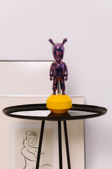 The Guest by Gary Baseman Figurine | Large Model | Limited Edition by Lladró