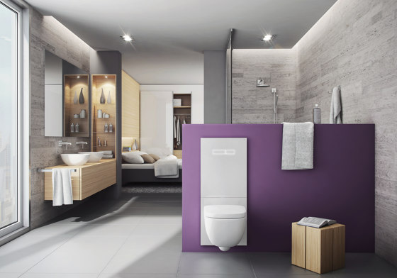 TECElux WC Terminal White by TECE