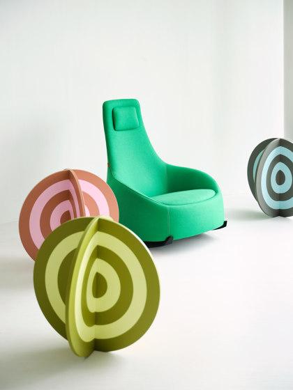 Dim Sum Low Rocking Chair de Montis